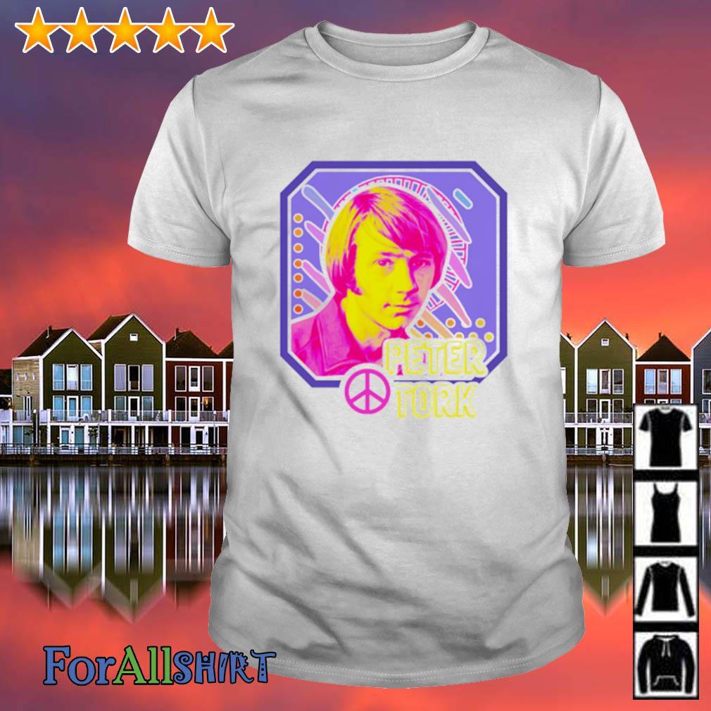Monkees Peter Tork shirt