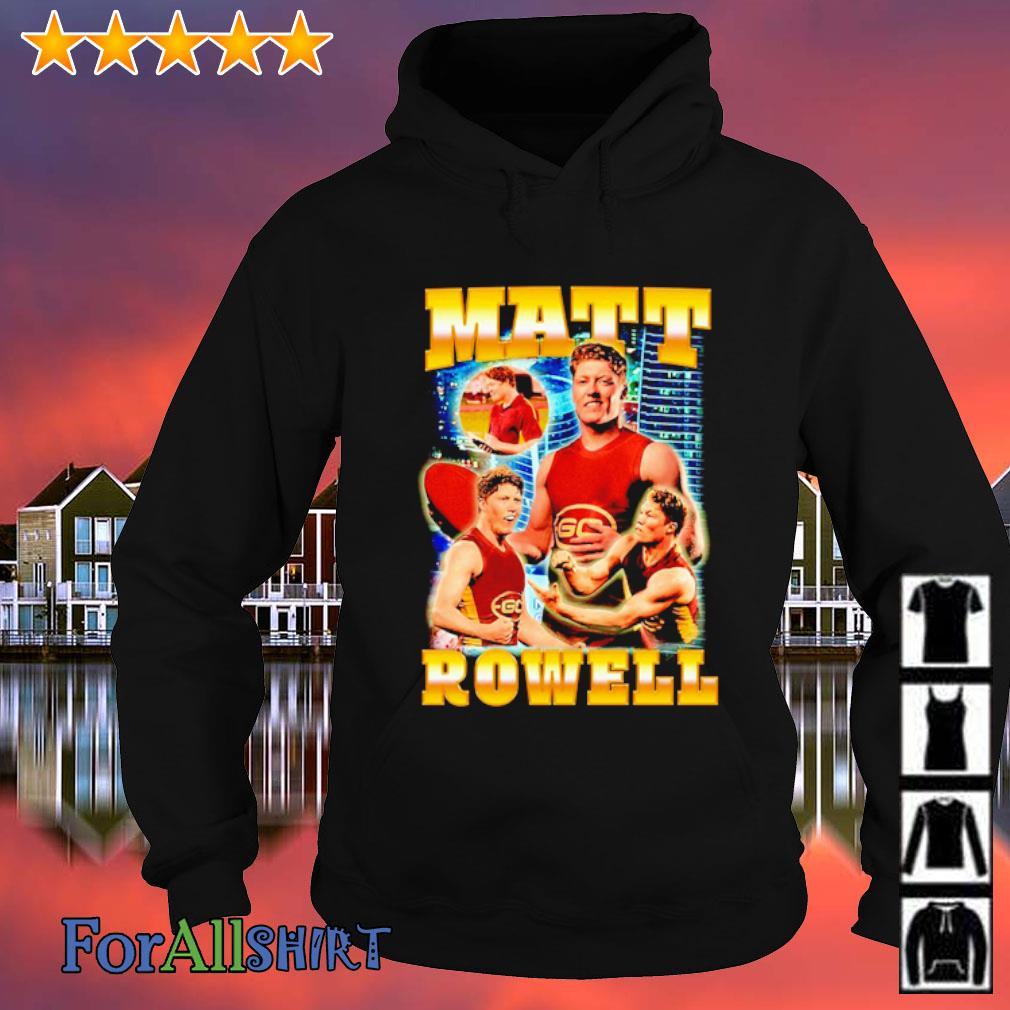 Matt Rowell Bootleg s hoodie