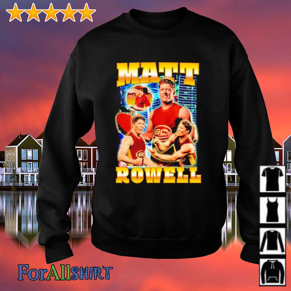 Matt Rowell Bootleg s sweatshirt