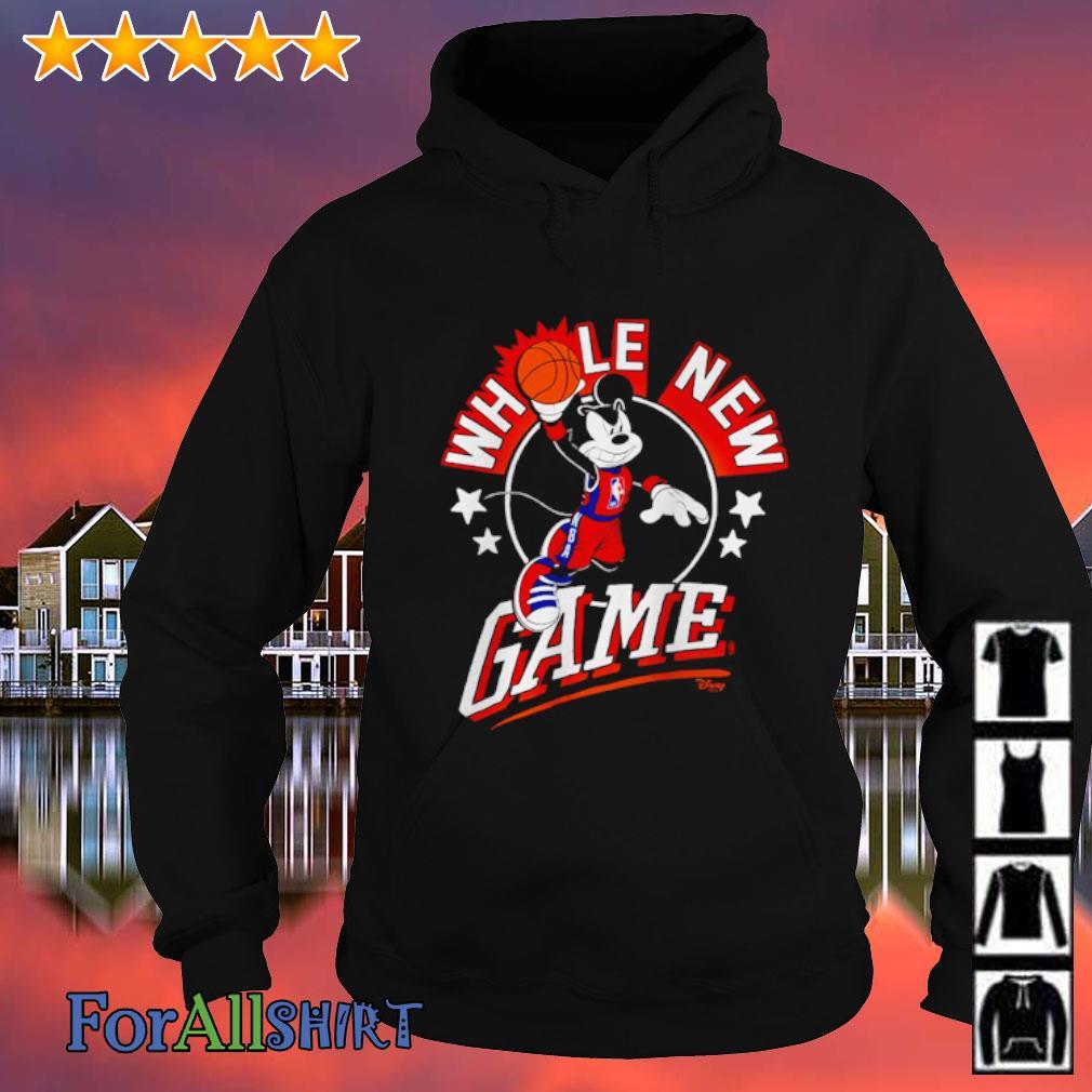 NBA Junk Food Disney Whole New Game s hoodie