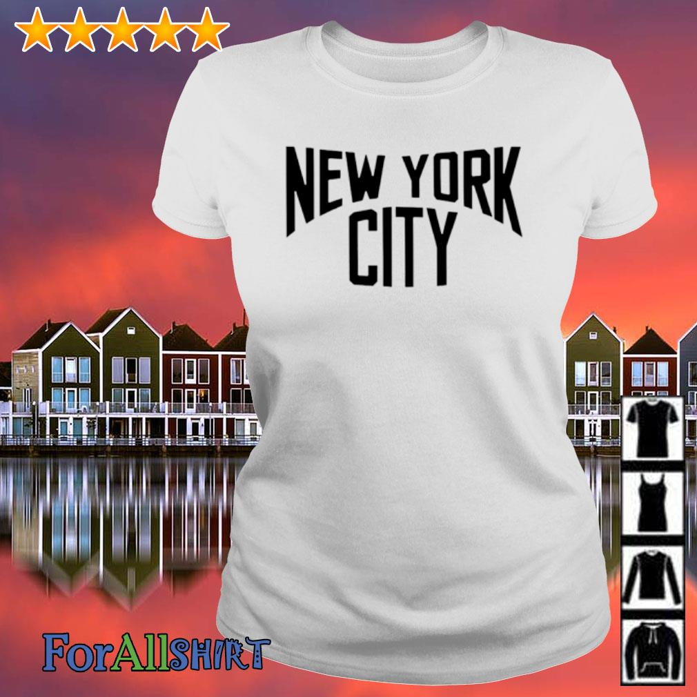 John Lennon New York city s ladies tee
