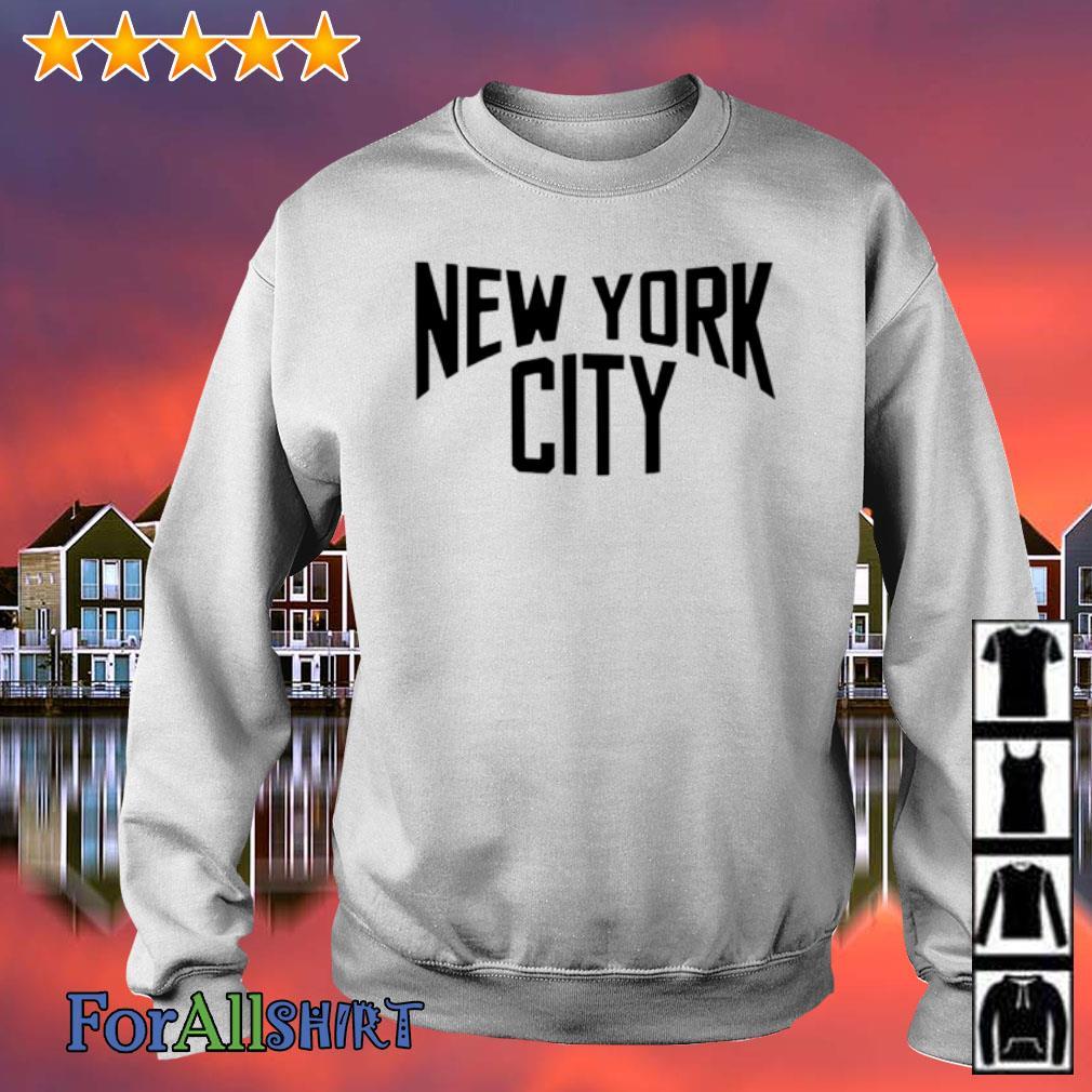 John Lennon New York city s sweater