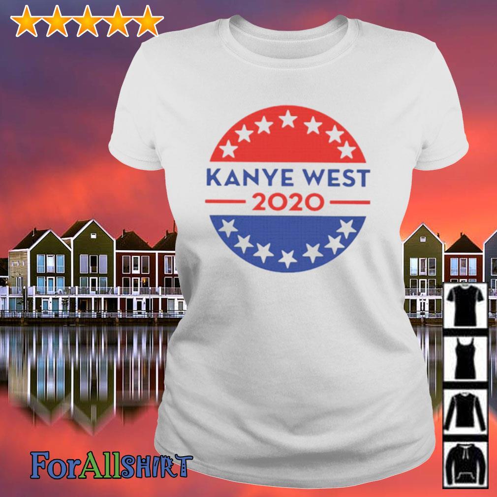 Kanye west 2020 s ladies tee