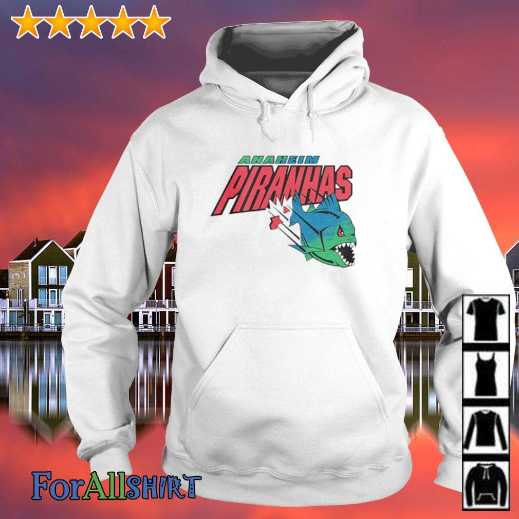 Anaheim piranhas Arena Football s hoodie