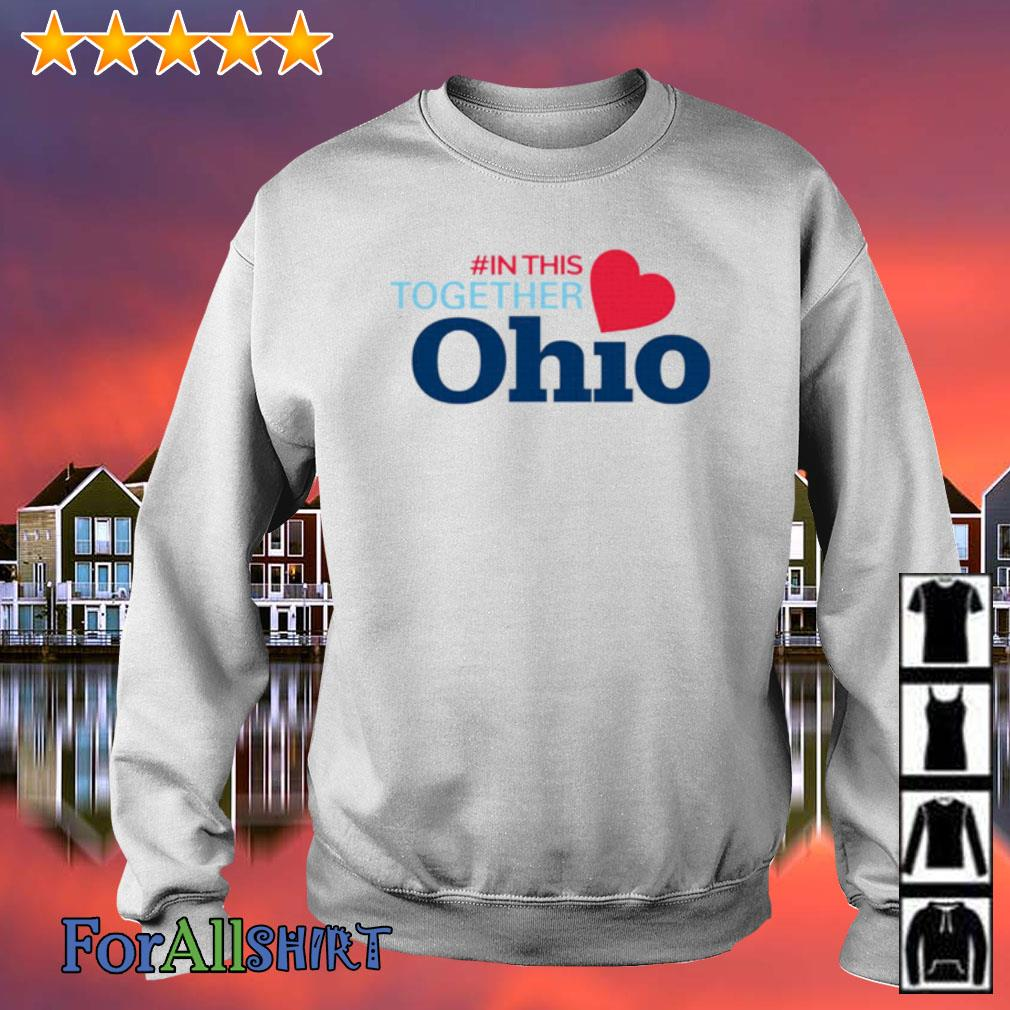 #In This Together Ohio s sweater