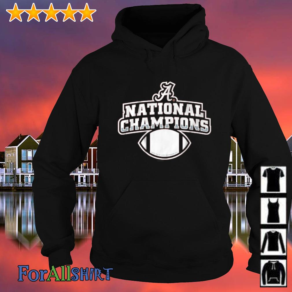 Alabama National Champions s hoodie