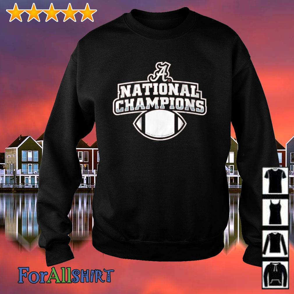 Alabama National Champions s sweatshirt